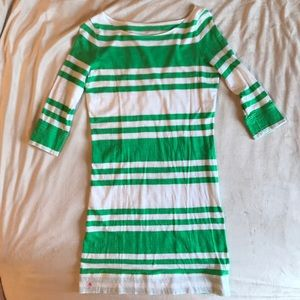 Lilly Pulitzer striped Cassie dress size XS